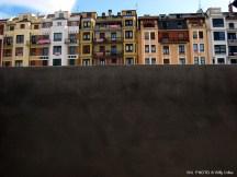 Calle partida. Bilbao. WU PHOTO © Willy Uribe Archivo fotográfico Reportajes