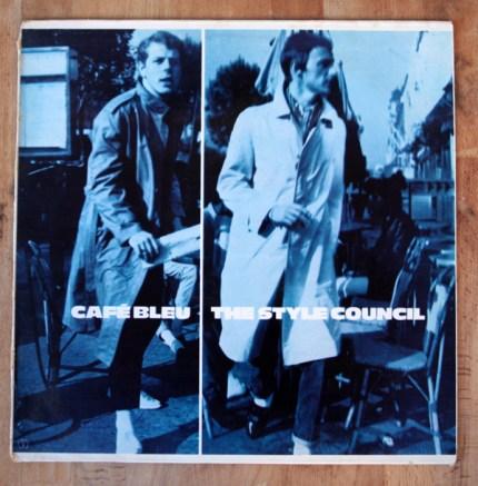 The Style Council. Café Bleu. Tengo Sitio Libre. Blog de Willy Uribe