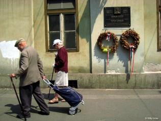 Zagreb. Croacia. Factor Humano - WU PHOTO © Willy Uribe