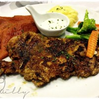 Sungai Pentani 美食:西餐粉好吃哦!The Boss Cafe & Restaurant