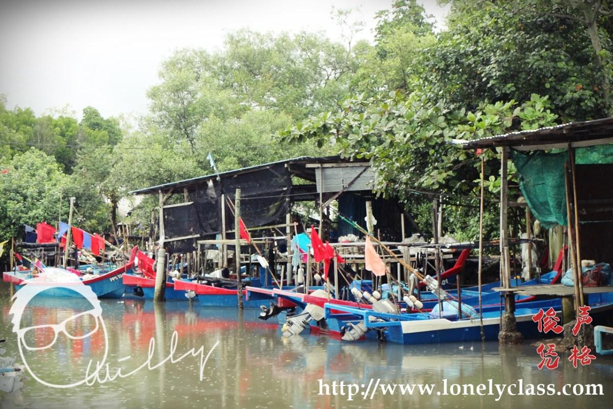 槟城美食:代客煮海鲜 | 家香茶室 @ Pulau Betong