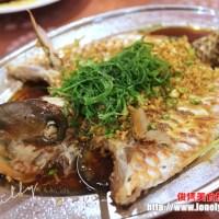 北海美食:鲍鱼乳猪套餐 @ 富满楼