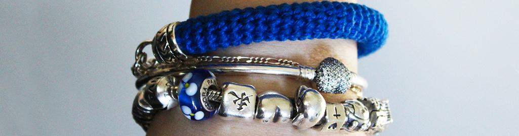Free crochet pattern bracelet jewelry