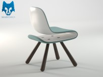 Chair: Kya Designer: Wilmer Chaca © All rights reserved.