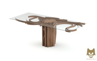 Dining Table: Ignite Designer: Wilmer Chaca © All rights reserved
