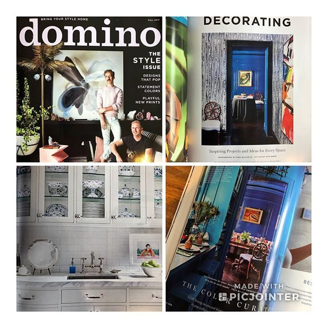 loved seeing wilmette hardware in the fall domino