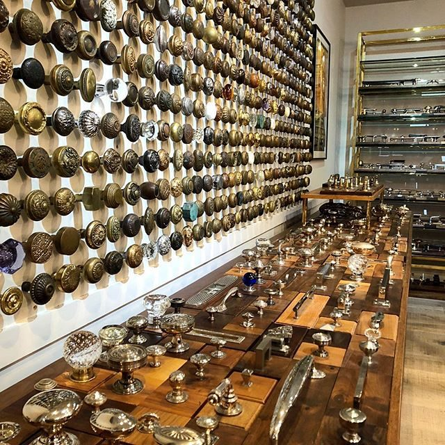 wilmette hardware showroom - you might need to make a visit
