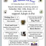 It's time for our 5th annual Pet Fest!