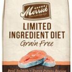 Introducing Merrick dry food
