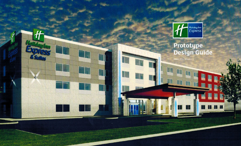 Holiday Inn Express Planned On Medical Center Drive