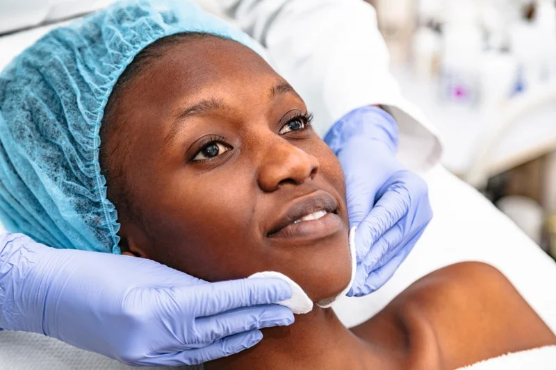 Express Facial Treatment in Wilmington