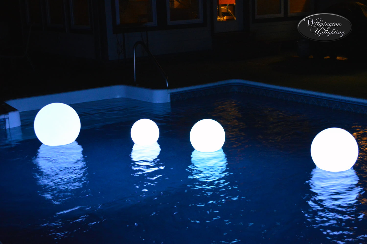 Lighted Indoor Outdoor Floating Led Pool Globes