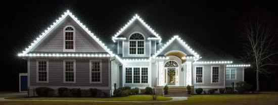 WUL Christmas Lights Installation Wilmington NC