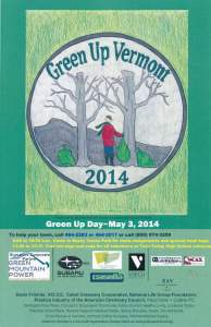2014 green-up