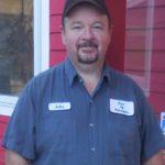 Chief Operator John Lazelle