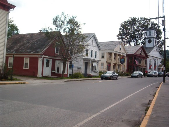 South Main Street by M. Towne