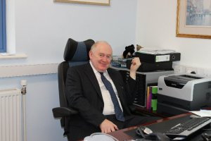 Dr Mark Brennan, Partner at Wilmslow Health Centre