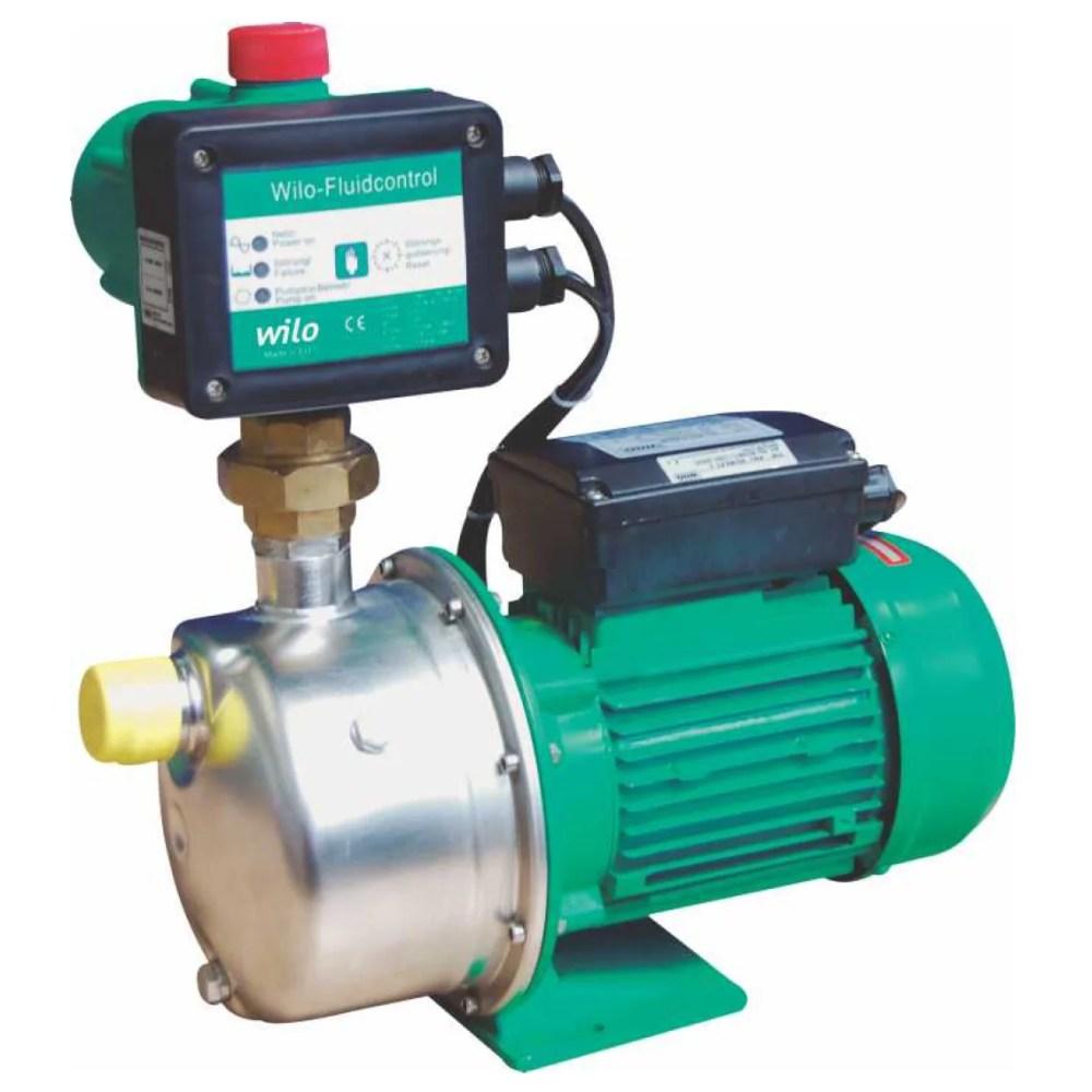 medium resolution of single pump booster ss impeller fwj