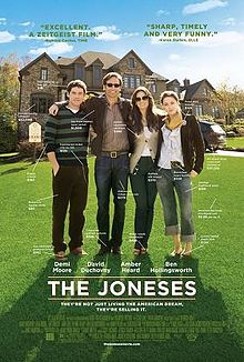 As lições do filme The Joneses