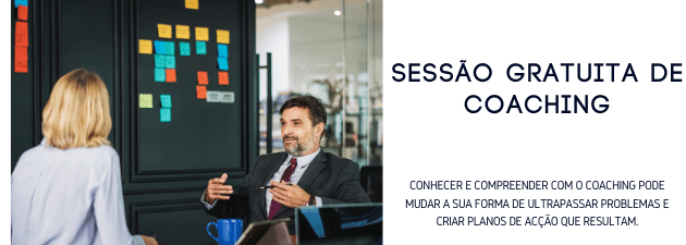 Sessão Gratuita de Coaching
