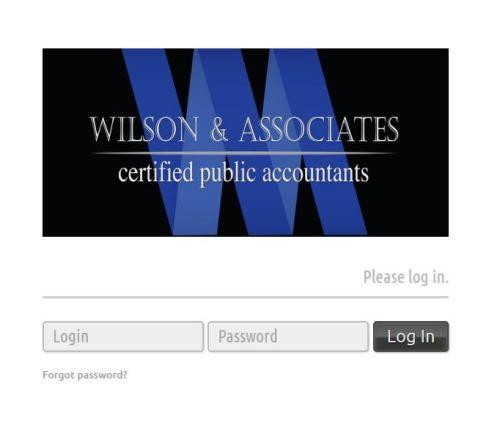 Client Portal | Wilson & Associates