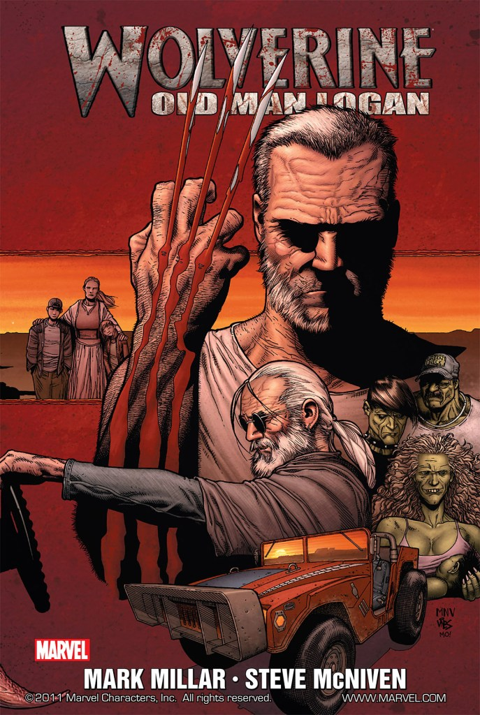 Old Man Logan | wilsonknut.com