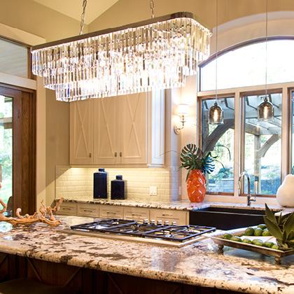 kitchen island lighting redo cabinets home shopping wilson st louis naples bonita options