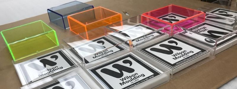 Custom acrylic boxes: The Best Way to Display Your Art