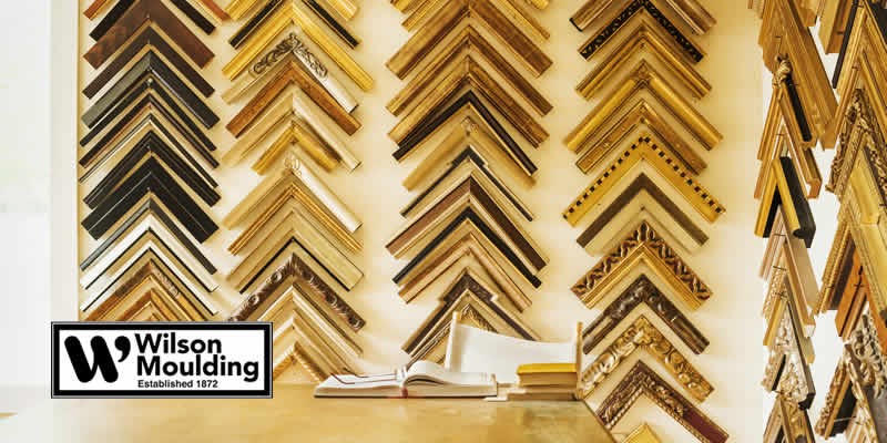 Right Length Moulding For Your Picture Frame