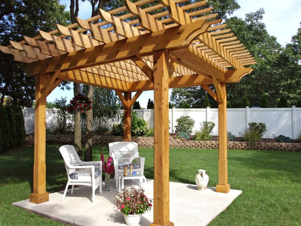 Pergola Plans And Inspiring Ideas For More Attractive