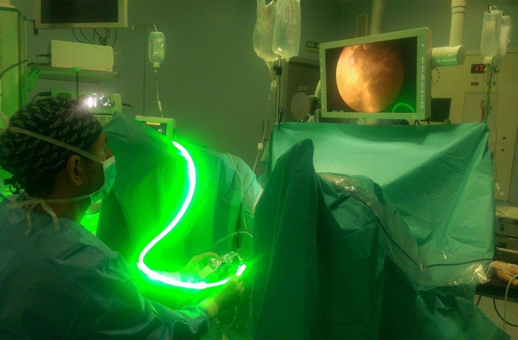 cirugia-urologica-laser