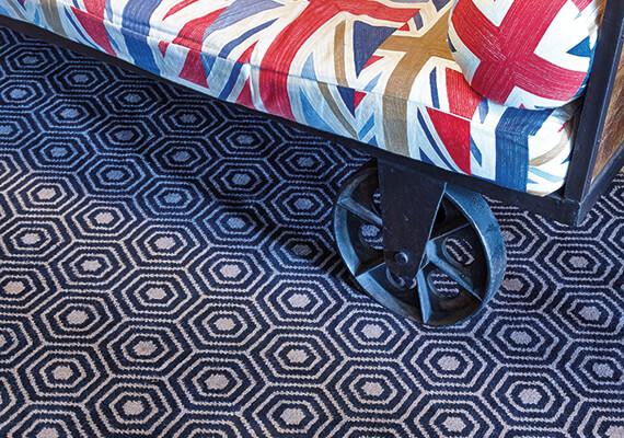 Wilton Carpets Ready to Go Axminster Carpet