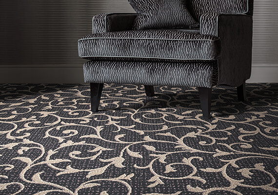 Contemporary Classics Axminster commercial carpets by Wilton Carpets