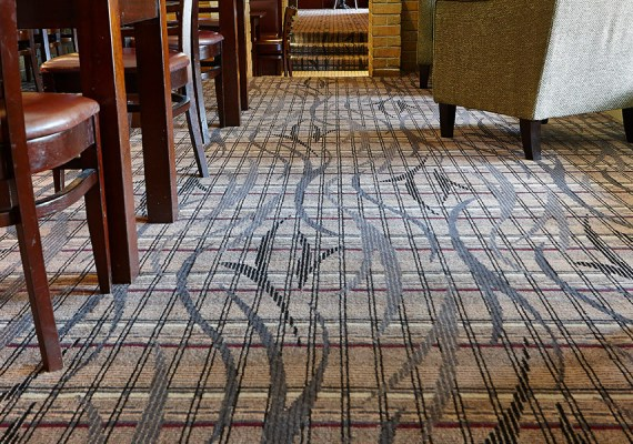 Natural Silhouettes Ready to Weave Axminster Carpet Collection from Wilton Carpets
