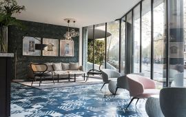 Credit: Kimpton De Witt Amsterdam and the design was overseen by Kimpton's Global SVP of Design & Creative Director, Ave Bradley.