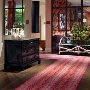 Kit Kemp Carpet Design at Soho Hotel