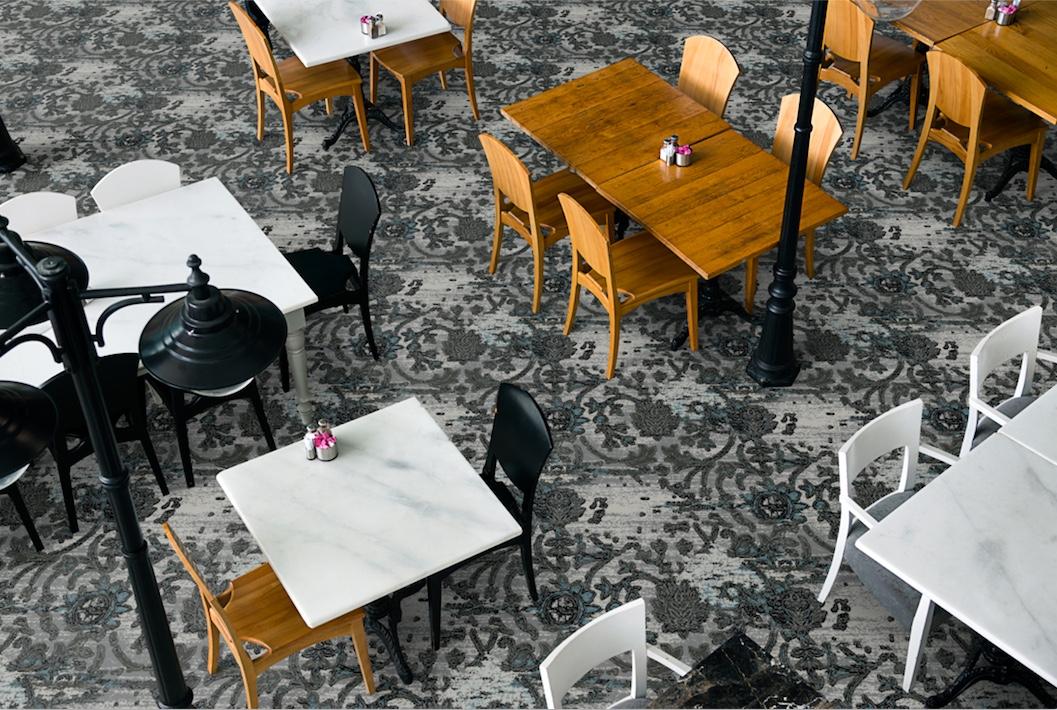 Mimosa From the Havana Narrowloom Axminster range from Wilton Carpets