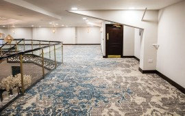 Imperial banqueting Preston (82 of 143a) wool-rich woven Axminster by Wilton Carpet