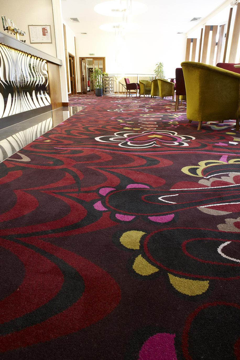 Imperial London Hotel Wilton Carpets