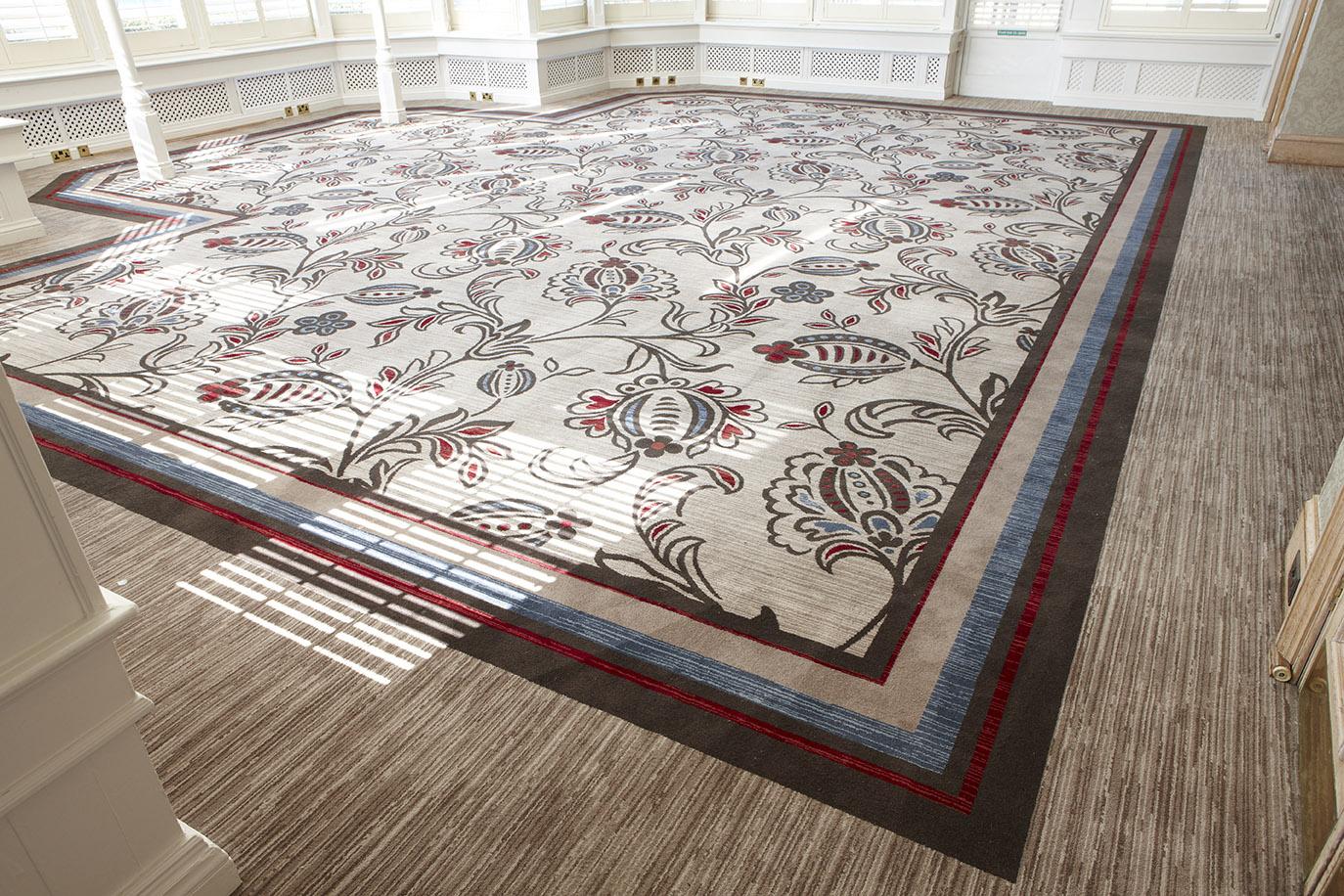 Grand Hotel Wilton Carpets