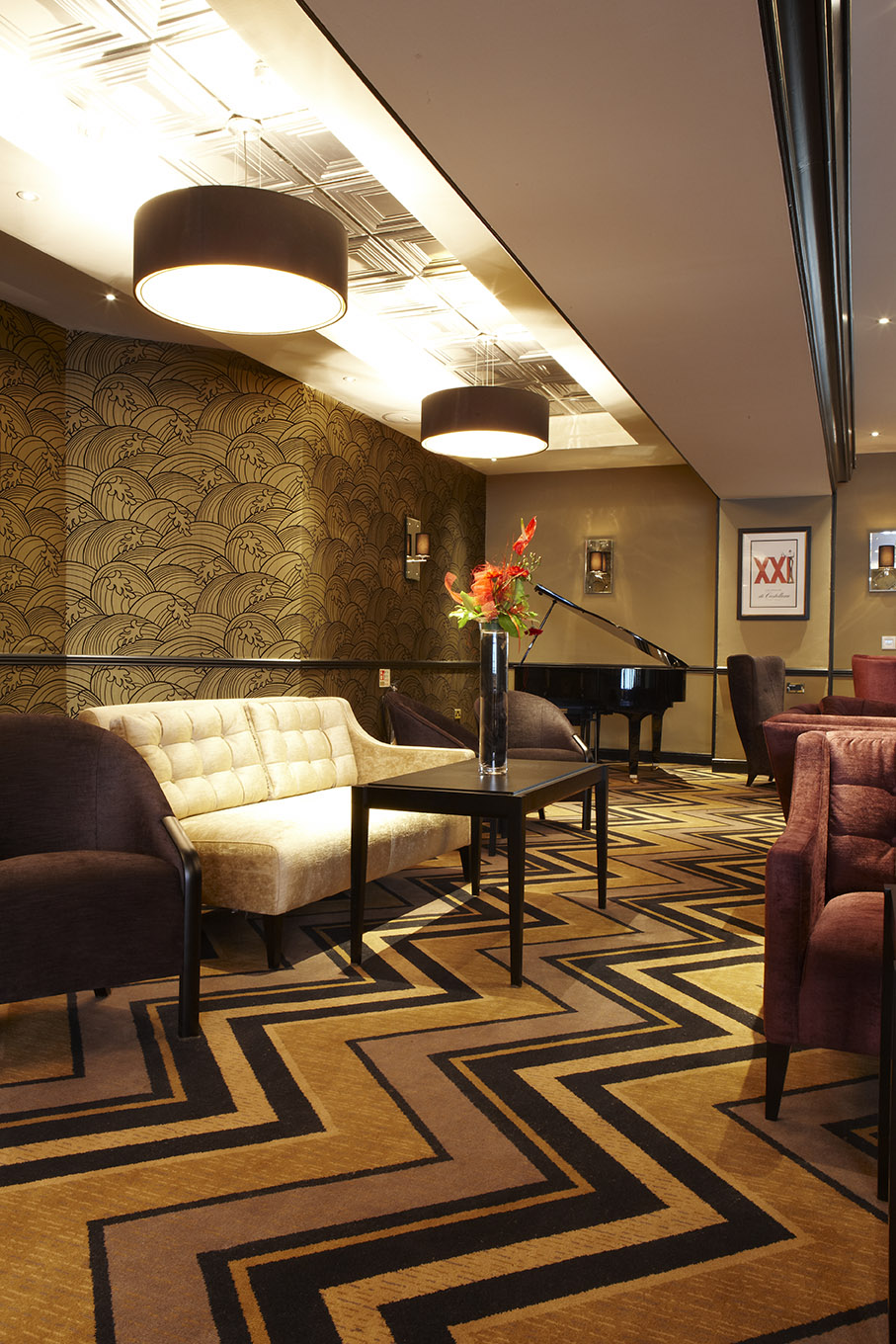Grand Central Hotel Wilton Carpets