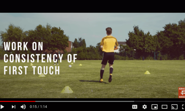 Touch Control – Pre-Season Training Drill