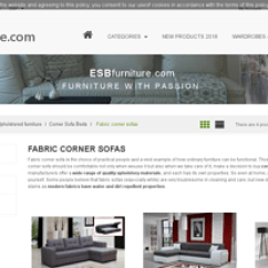 Cheap Fabric Corner Sofa Beds Uk Bison Cat Sofas Esb Furniture Wiltshire Enterprise With Storage