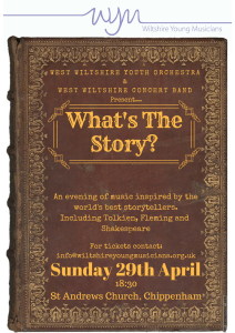 WYM Senior Concert 'What's the Story?' @ St Andrew's Church | England | United Kingdom