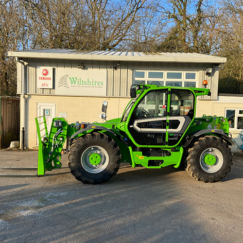The all new Merlo TF65.9TCS-170-CVTRONIC is here!