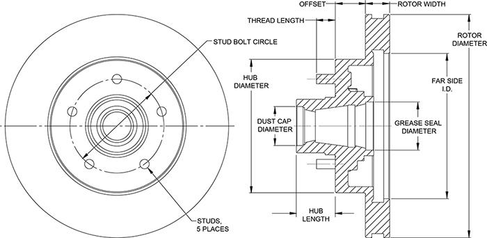 Rotor No: 160-14044