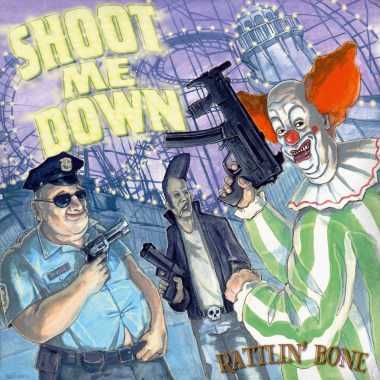 Shoot Me Down - Artwork © Neill Bristow. All Rights Reserved
