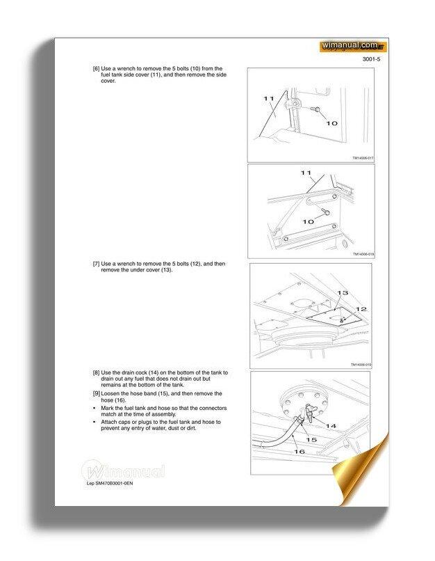 Case 580n 580sn 580snwt 590sn Service Manual