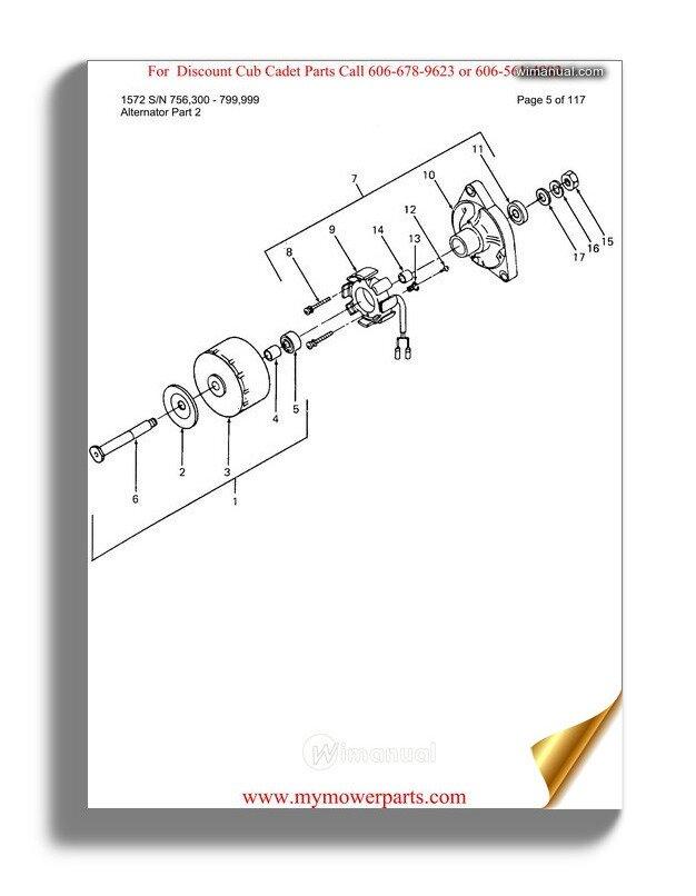 Liebherr L580 1170 Service Manual