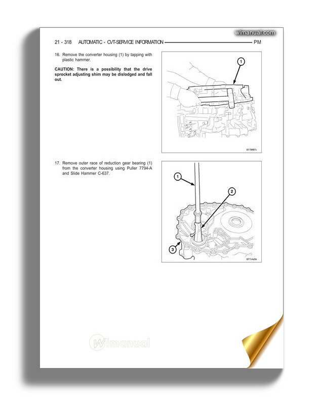 Dodge Caliber 2007 Service Manual-20d10176
